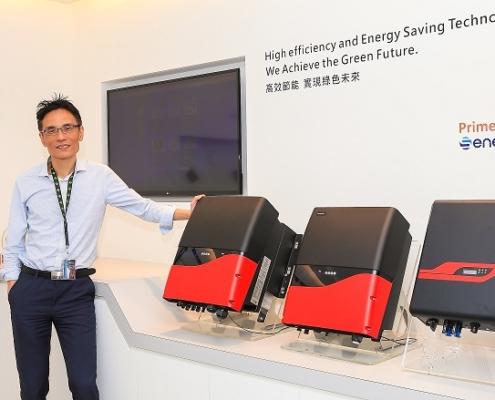 掌握綠能產業發展新契機,新望變流器滿足市場期待
