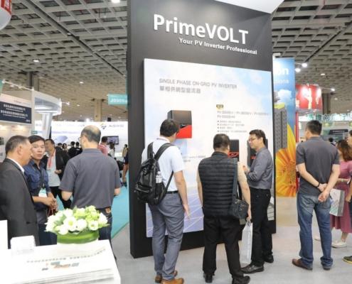 台灣製造與服務 新望 PrimeVOLT 推出多款太陽光電變流器(逆變器)新品