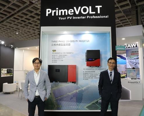 輕量高效變流器(逆變器)新品 Energy Taiwan 2019 首度曝光